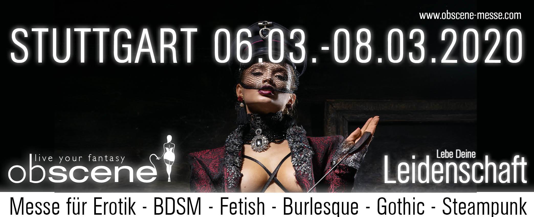 Messe Obscene Stuttgart